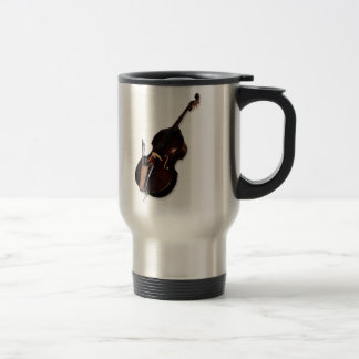 Double Bass - Travel Mug