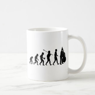 Double Bassist Coffee Mug