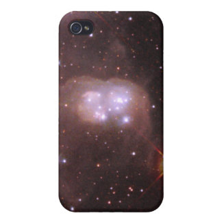 'Double Bubble' of Gas and Dust in the Large Magel iPhone 4/4S Cases
