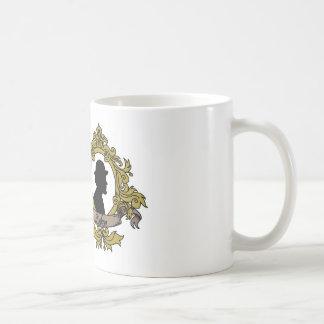 Double Cameo Mug