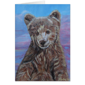 Double card bear