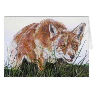 Double card fox