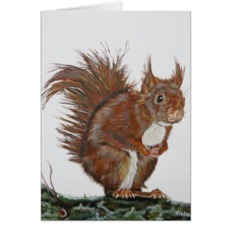 Double card squirrel