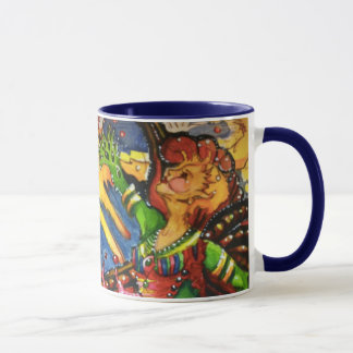 Double Celestial Fairy Coffee Mug