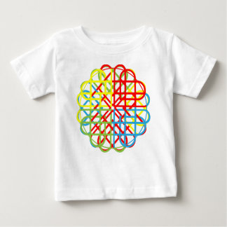 Double Celtic Love Knot Baby T-Shirt