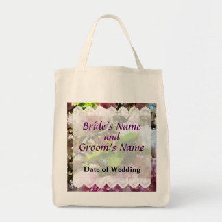 Double Cherry Blossoms Wedding Favors