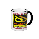 Double D Sportswear Mug