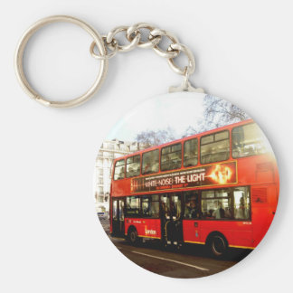 double decker bus Keychain