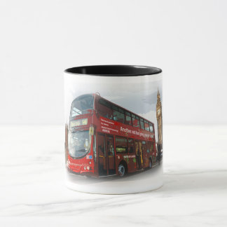 Double Decker London Bus Mug