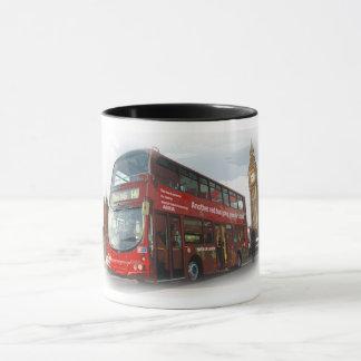 Double Decker London Bus Mug
