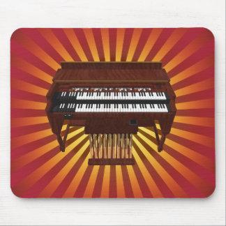 Double Decker Organ: 3D Model: Mousepad
