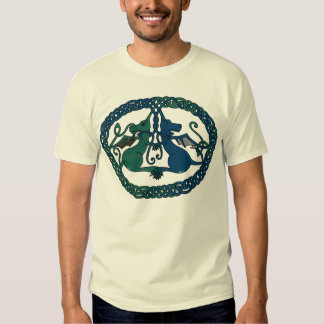 Double Dragon Crest shirt