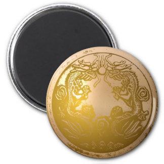 Double Dragon magnet