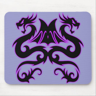 Double Dragon Mouse Pad