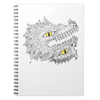 Double Dragon Notebooks