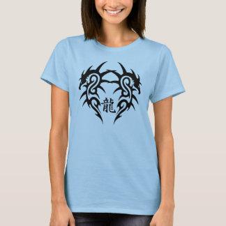 Double Dragon (Tattoo) T-Shirt