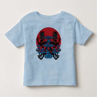 Double Dragon Toddler T-Shirt