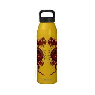 Double Dragon Water Bottles