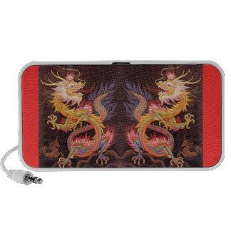 Double Dragons Speaker