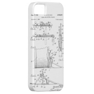 Double Drum Beating Apparatus pg 2 Case For The iPhone 5