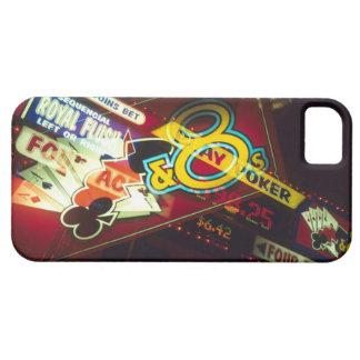 Double exposure, interior Casino, Las Vegas, iPhone 5 Case
