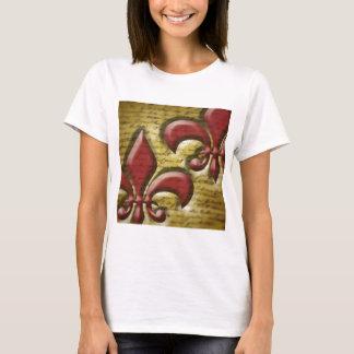 Double Fleur de Lis T-Shirt