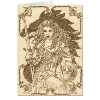 Double Gaia Card