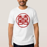 Double Happiness • Round Tshirt