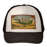 Double Happy Flying Boat Company Hat