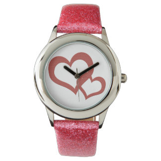 Double Hearts Watch