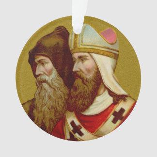Double Image SS. Cyril & Methodius (M 001) Acrylic