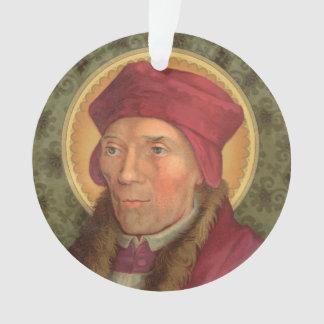 Double Image St. John Fisher (SAU 025) CircAcrylic
