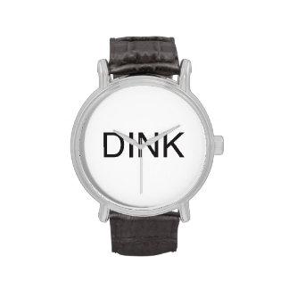 double incomes no kids ai wristwatch