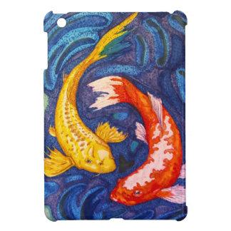Double Koi Fish Case For The iPad Mini