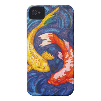 Double Koi Fish iPhone 4 Case