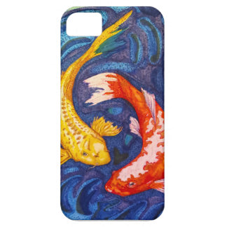 Double Koi Fish iPhone 5 Cover