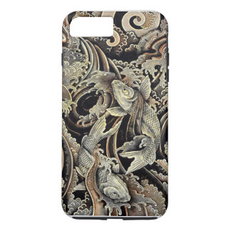 Double Koi iPhone 7 Plus Case