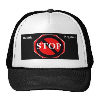 Double Negative Hat