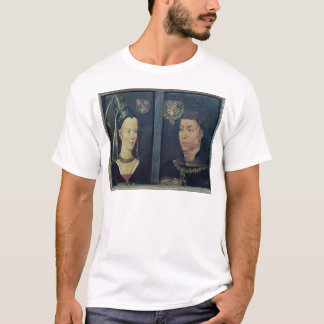 Double portrait of Charles le Temeraire  Duke T-Shirt