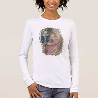 Double portrait of Charley and Jeannie Thomas, chi Long Sleeve T-Shirt