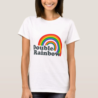 Double Rainbow (Accessories) T-Shirt
