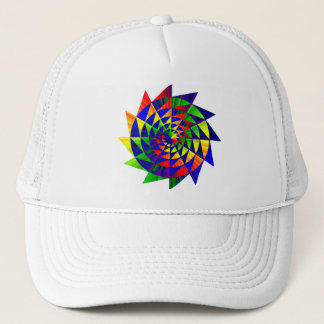 Double Rainbow Cap