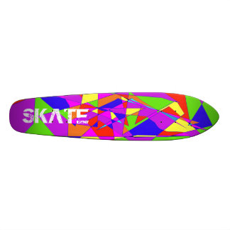 Double Rainbow Skateboard
