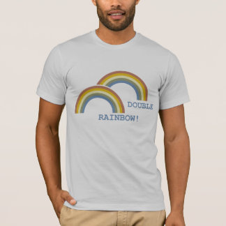 Double Rainbow! T-Shirt