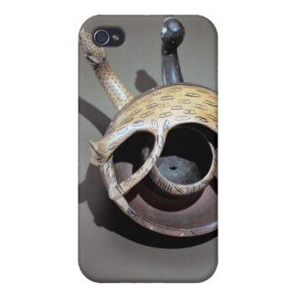Double serpent bowl iPhone 4/4S cases