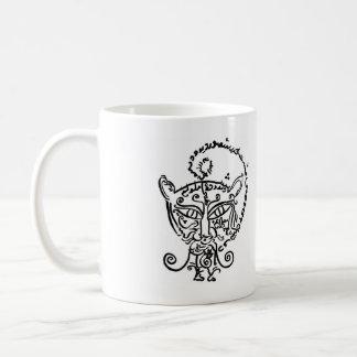 Double sided Babr Mug