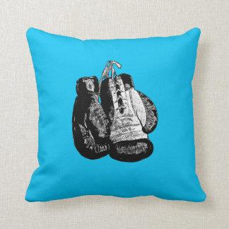 double sided boxing glove skull headphones cushion