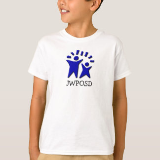 Double Sided Centered Logo T-Shirt