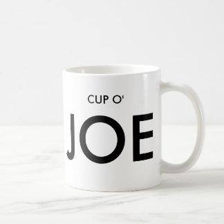 Double-sided CUP O', JOE