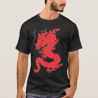 Double sided Dragon Wings on the back Shirt